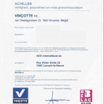 Attestation Achilles Floutee SiteWeb