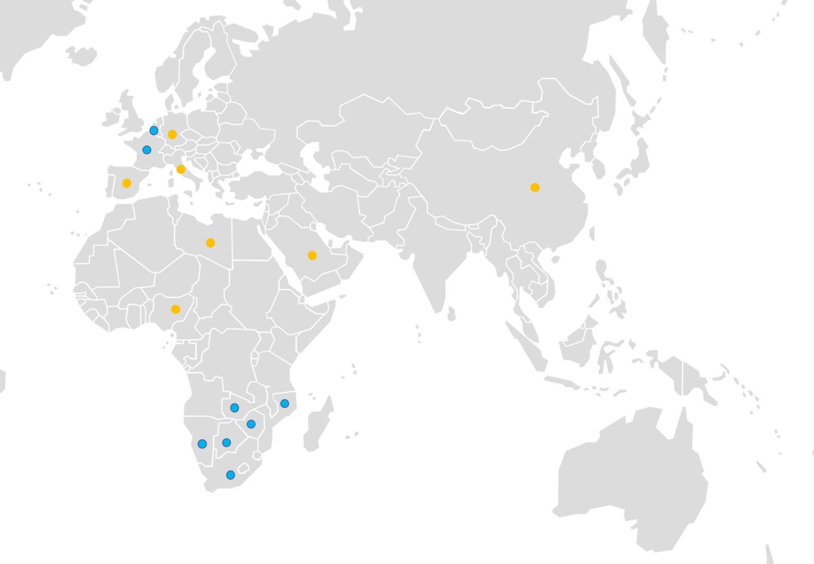 carteEurope-afrique-asie avec points 9x13